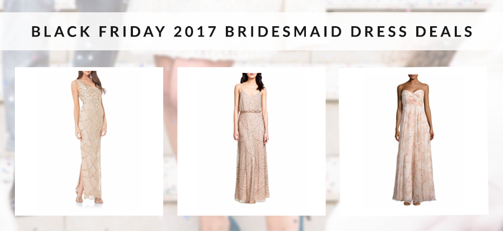 black friday bridesmaid dress deals 2017 autumn anthology With black friday wedding dresses 2017